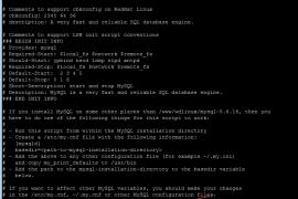 WDCP mysql升级5.6脚本+php5.6升级脚本及安装